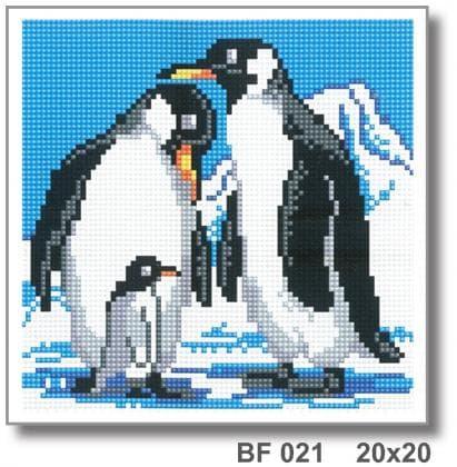 Пінгвіни BF 021 Твоє хоббі