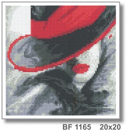 Дама в капелюсі BF 1165 Твоє хоббі