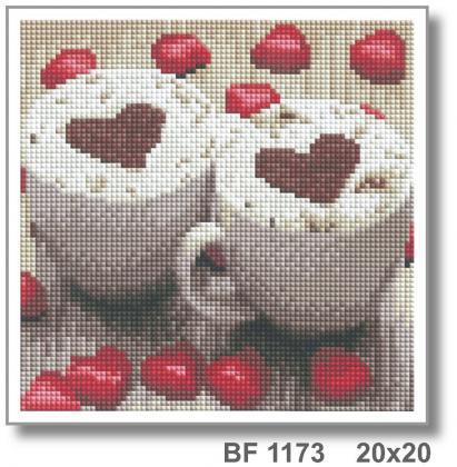 Чашечки капучіно BF 1173 Твоє хоббі