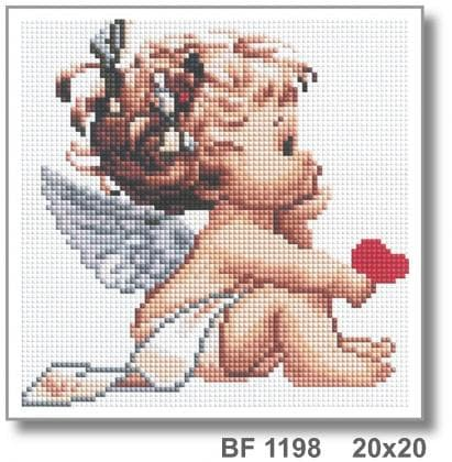 Дівчинка ангелик BF 1198 Твоє хоббі