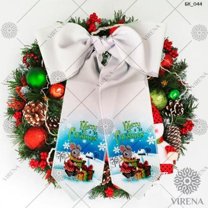 Бант  новорічний БК-044 VIRENA