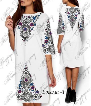 Заготовка плаття Плаття Богема-1 Магія Візерунку