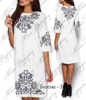 Заготовка плаття Плаття Богема-3 Магія Візерунку