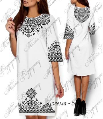 Заготовка плаття Плаття Богема-5 Магія Візерунку