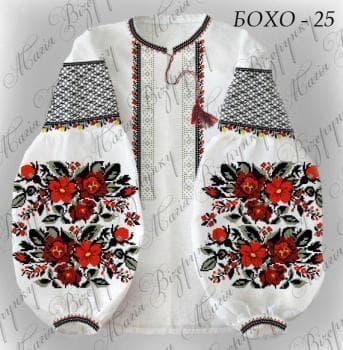 Заготовка блузки  Бохо-25 ак Магія Візерунку