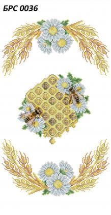 Спасівський рушник БРС-0036 Сяйво БСР
