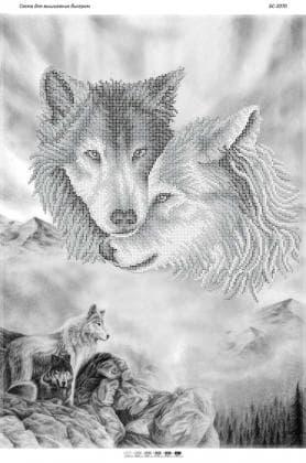 Вовки (част.виш) БС-2070 Сяйво БСР