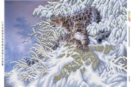 Сніжні барси БС-2075 Сяйво БСР