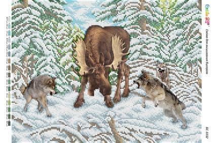 Полювання на лося