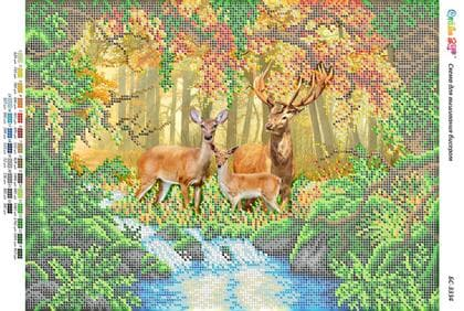 Сімя оленів