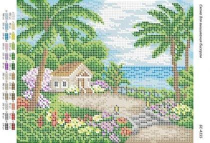 Будиночок біля моря БС-4155 Сяйво БСР