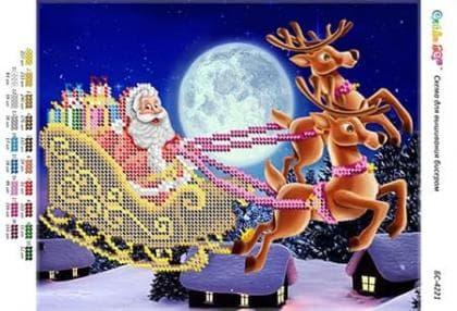 Санта Клаус БС-4221 Сяйво БСР