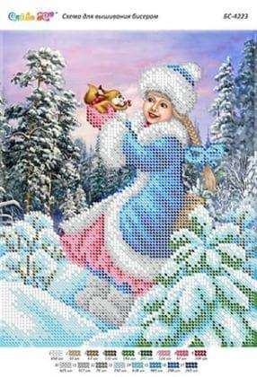 Снігуронька БС-4223 Сяйво БСР