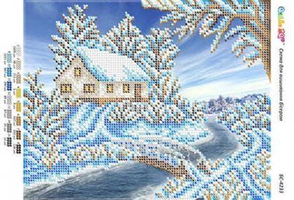 Пори року Зима БС-4233 Сяйво БСР
