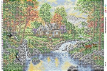 Будинок в долині