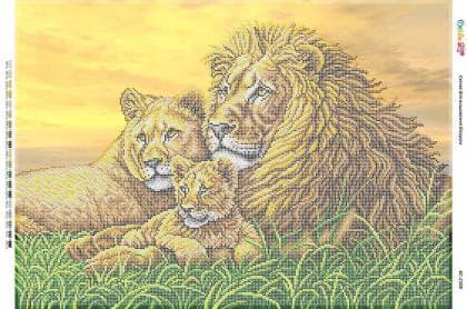 Родина левів І БС-2108 Сяйво БСР