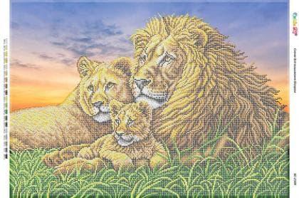 Родина левів ІІ БС-2109 Сяйво БСР