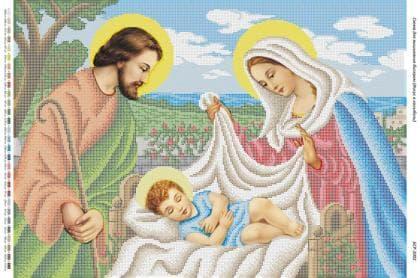 Ісус в колисці БСР-2002 Сяйво БСР