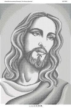 Лик Ісуса Христа (срібна) БСР-2023 Сяйво БСР
