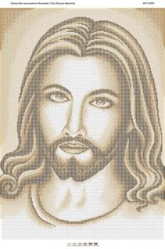 Лик Ісуса Христа (золота)