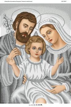 Святе сімейство(срібло)