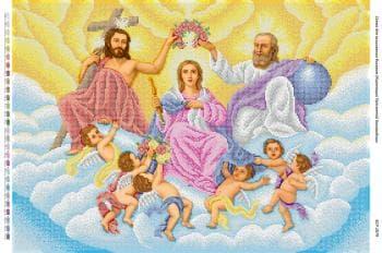Коронація Пресвятої Богородиці