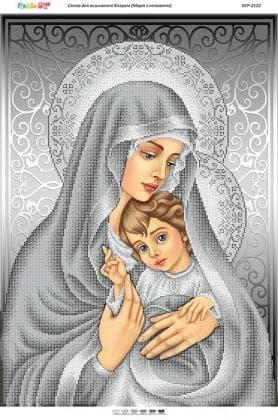 Мадонна з немовлям БСР-2122 Сяйво БСР