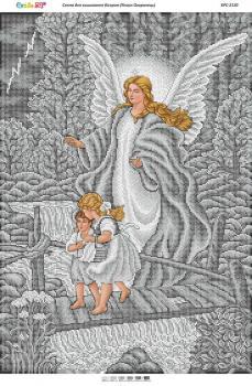 Ангел охоронець срібло