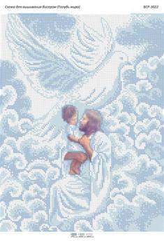 Голуб миру БСР-3022 Сяйво БСР