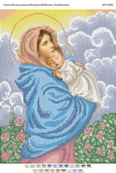 Мадонна з немовлям БСР-3044 Сяйво БСР