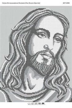 Лик Ісуса Христа БСР-3046 Сяйво БСР
