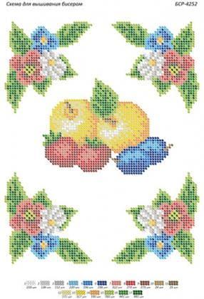 Серветка Спасівська БСР-4252 Сяйво БСР
