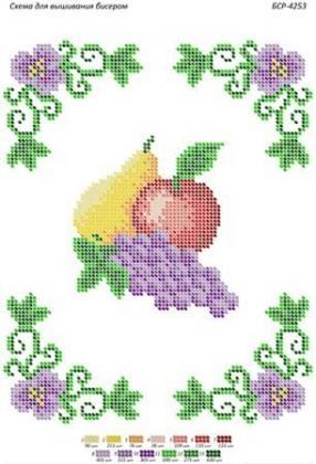 Серветка Спасівська БСР-4253 Сяйво БСР