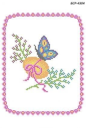 Серветка  Великодня БСР-4304 Сяйво БСР