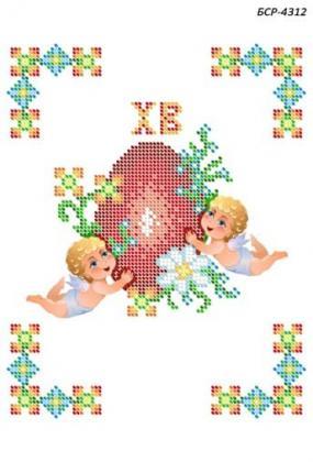 Серветка  Великодня БСР-4312 Сяйво БСР
