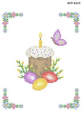 Серветка  Великодня БСР-4315 Сяйво БСР