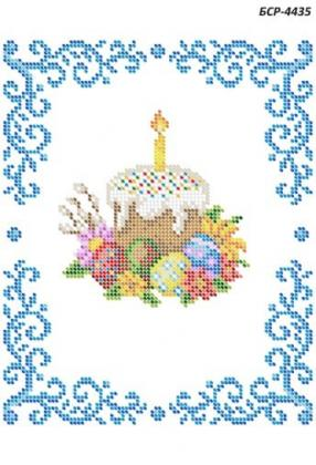 Дитяча великодня серветка БСР-4435 Сяйво БСР