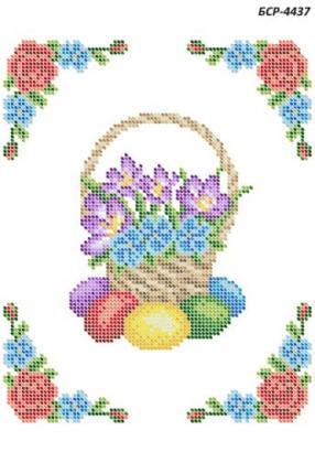 Дитяча великодня серветка БСР-4437 Сяйво БСР