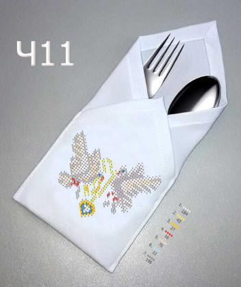 Чохол для столових приборів Ч-11 DANA