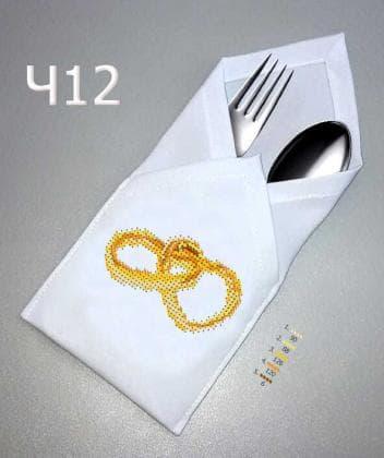 Чохол для столових приборів Ч-12 DANA