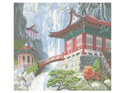 Пагода в горах ЧВ-6518 Бісерок