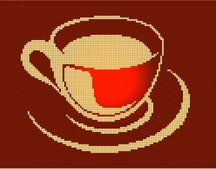 Чашка ЧВ-3091 Бісерок