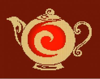 Чайник ЧВ-3092 Бісерок