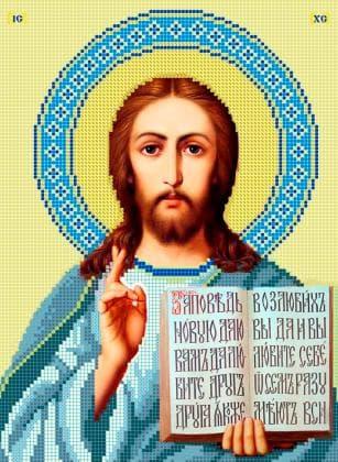 Ісус Вседержитель ЧВ-3110 Бісерок
