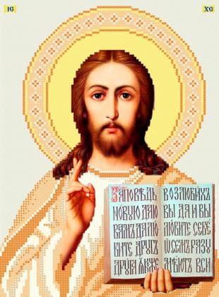 Ісус Вседержитель ЧВ-3115 Бісерок