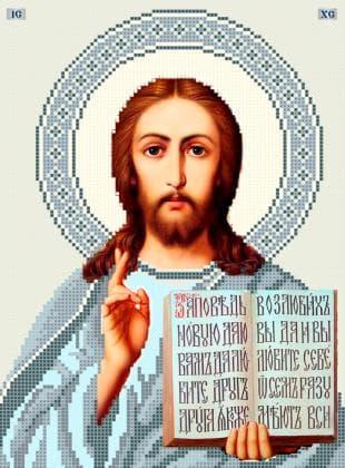 Ісус Вседержитель ЧВ-3117 Бісерок