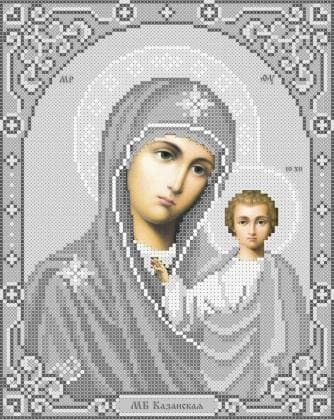Мати Божа  Казанська ЧВ-3445-1С Бісерок