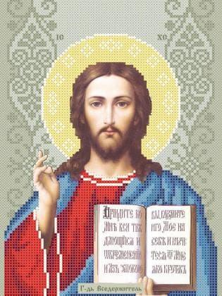 Ісус Вседержитель ЧВ-3446 Бісерок