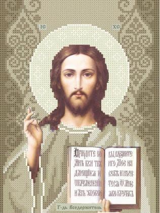 Ісус Вседержитель ЧВ-3446 К Бісерок