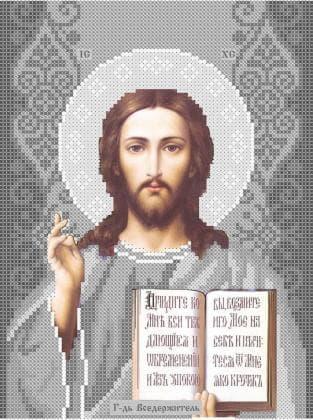 Ісус Вседержитель ЧВ-3446 С Бісерок